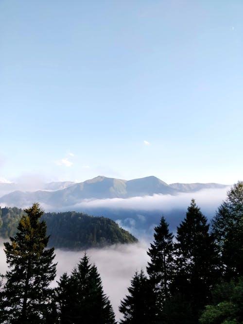 Gratis arkivbilde med fjell, himmel, moder jord, natur