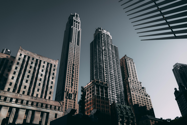 Immagine gratuita di alto, architettura, centro città, città