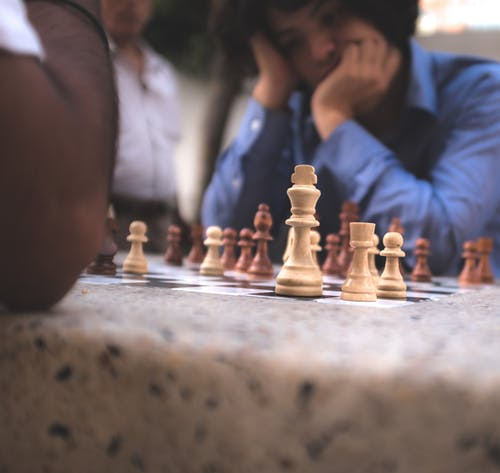 Free stock photo of ajedrez, chess, chess board, chess piece