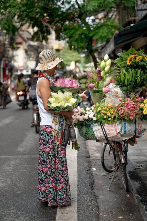 Ảnh lưu trữ miễn phí về bán, bánh xe, bó hoa, hoa