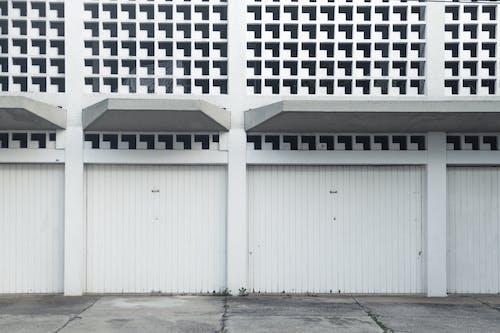 Бесплатное стоковое фото с архитектура, белый, сан-паулу