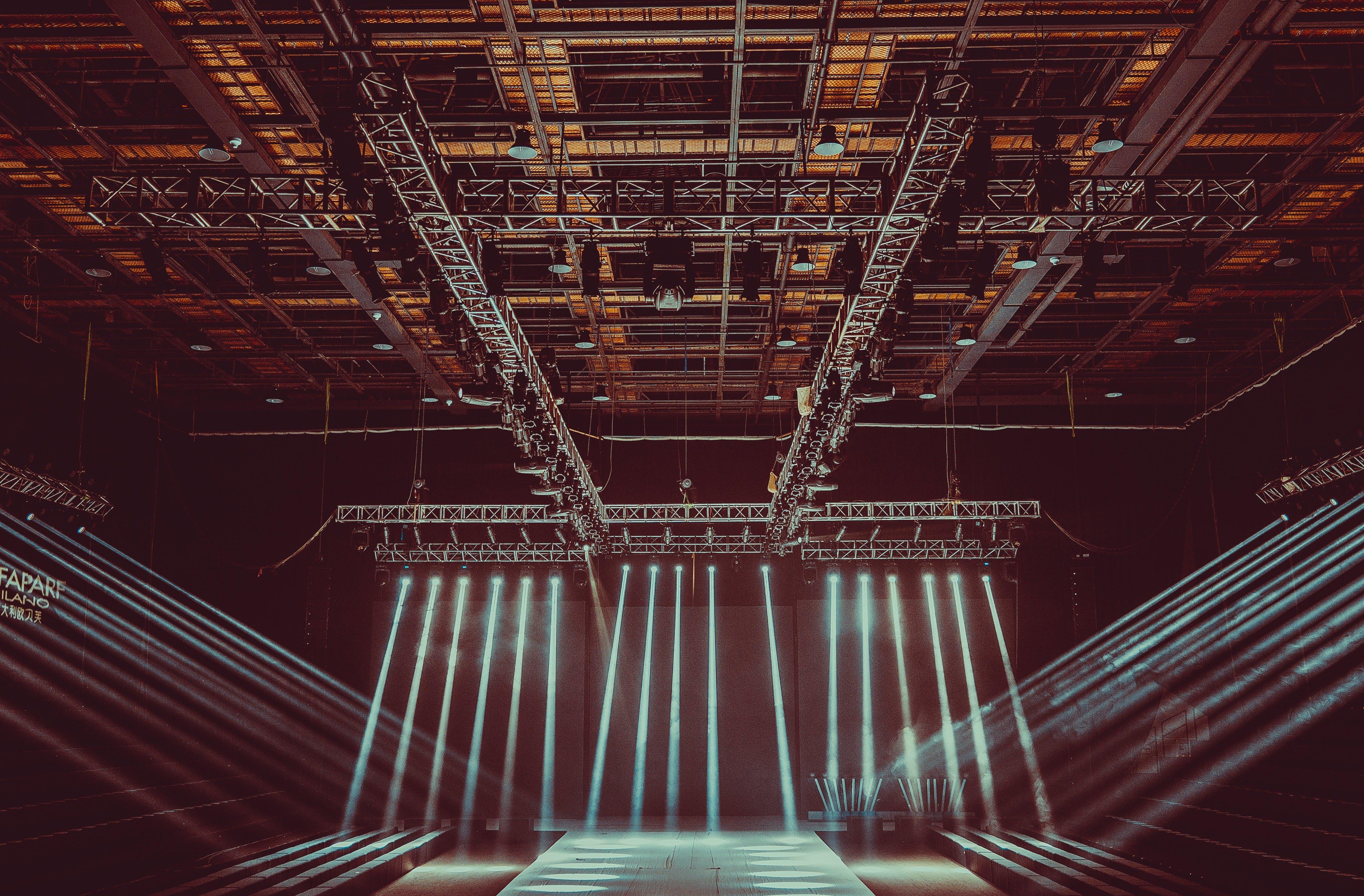 Základová fotografie zdarma na téma architektonický návrh, architektura, aréna, budova