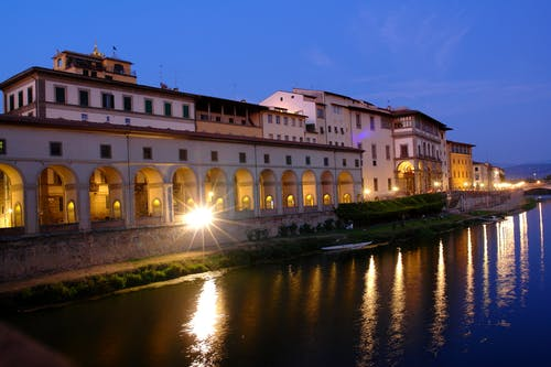 Free stock photo of florence, italy, river