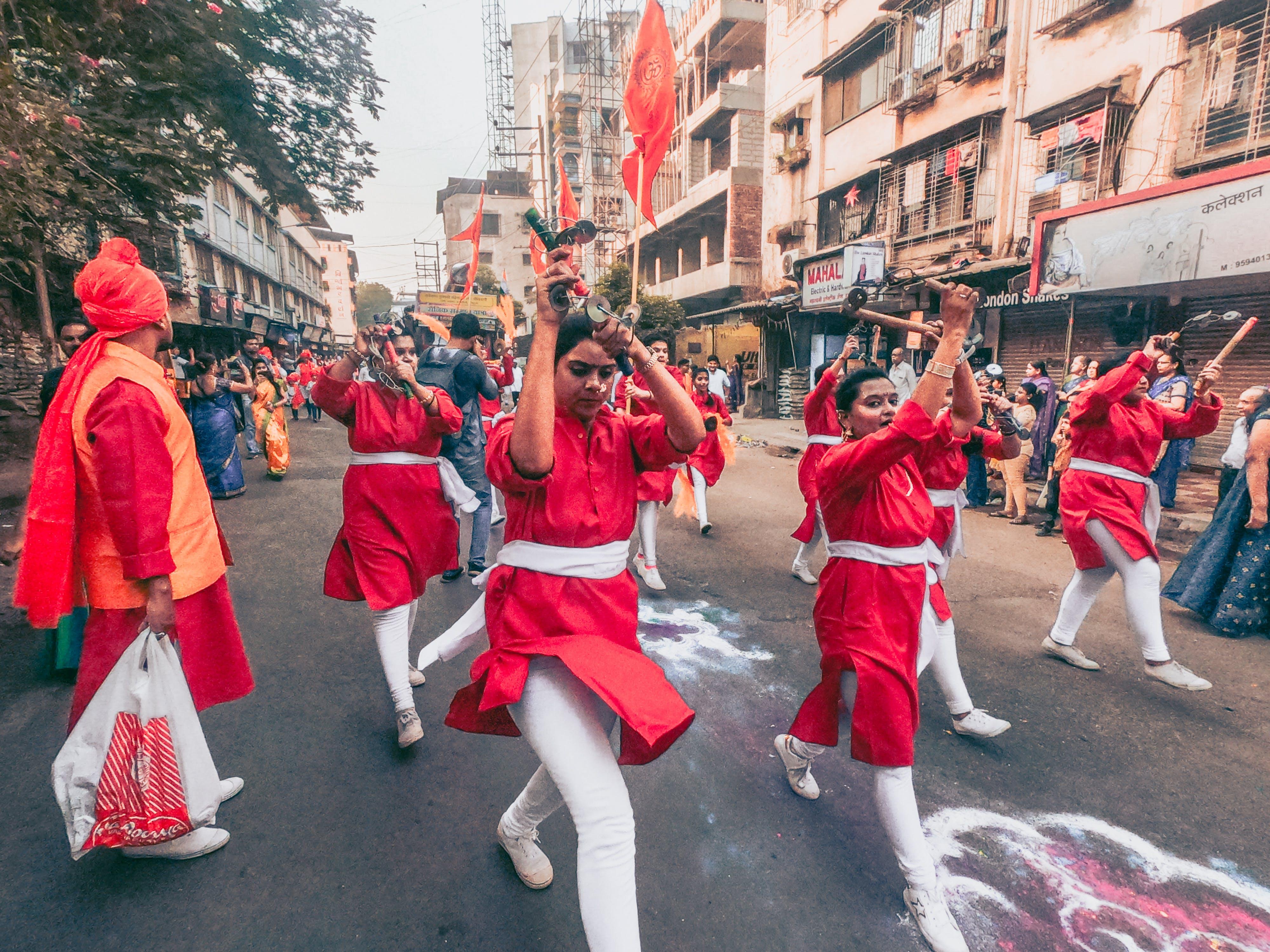 Free stock photo of celebration, festival, india