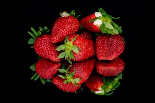 Δωρεάν στοκ φωτογραφιών με φράουλες