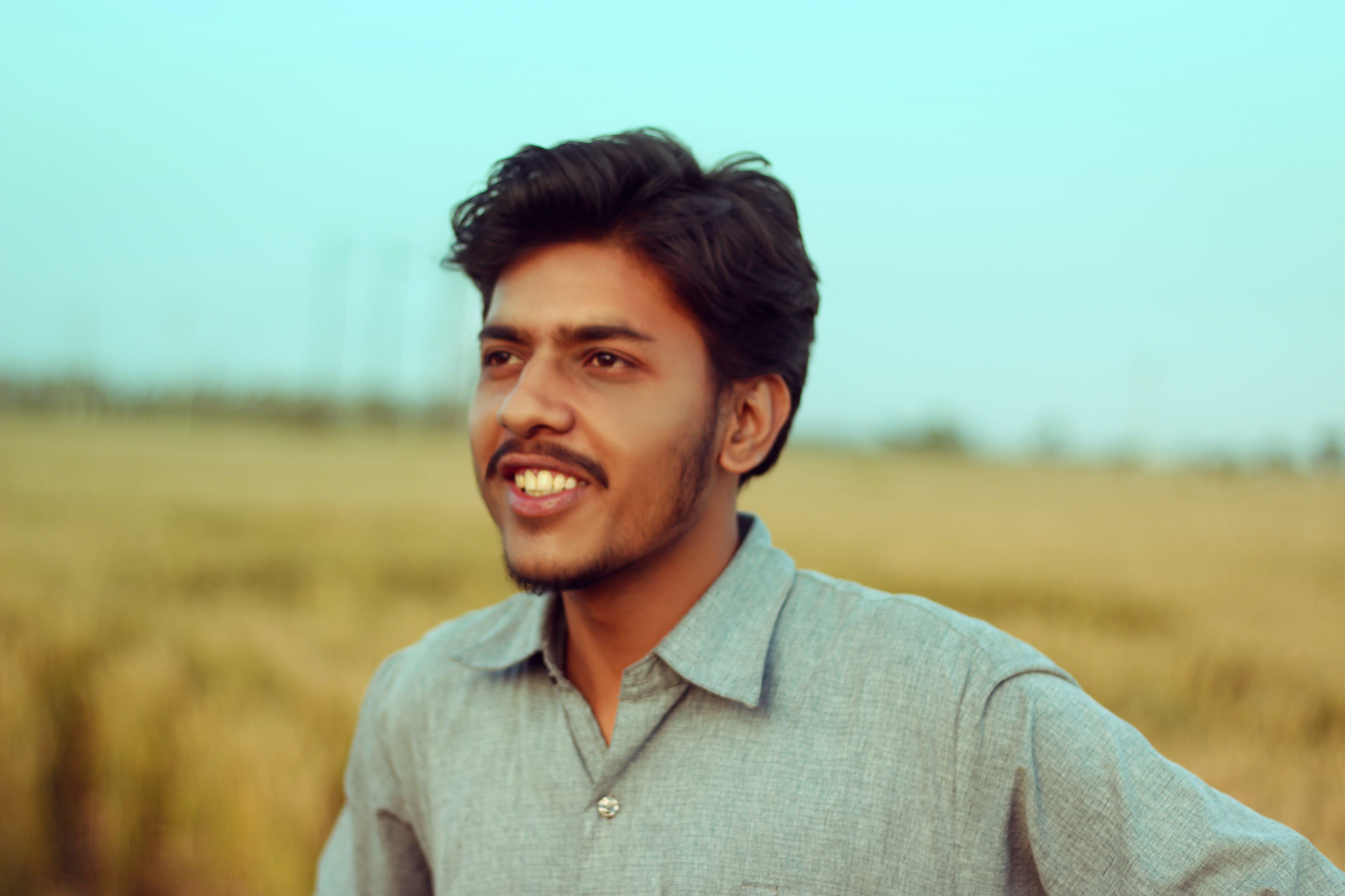 Δωρεάν στοκ φωτογραφιών με smile.teeth, vinatge, γήπεδο, ινδικός