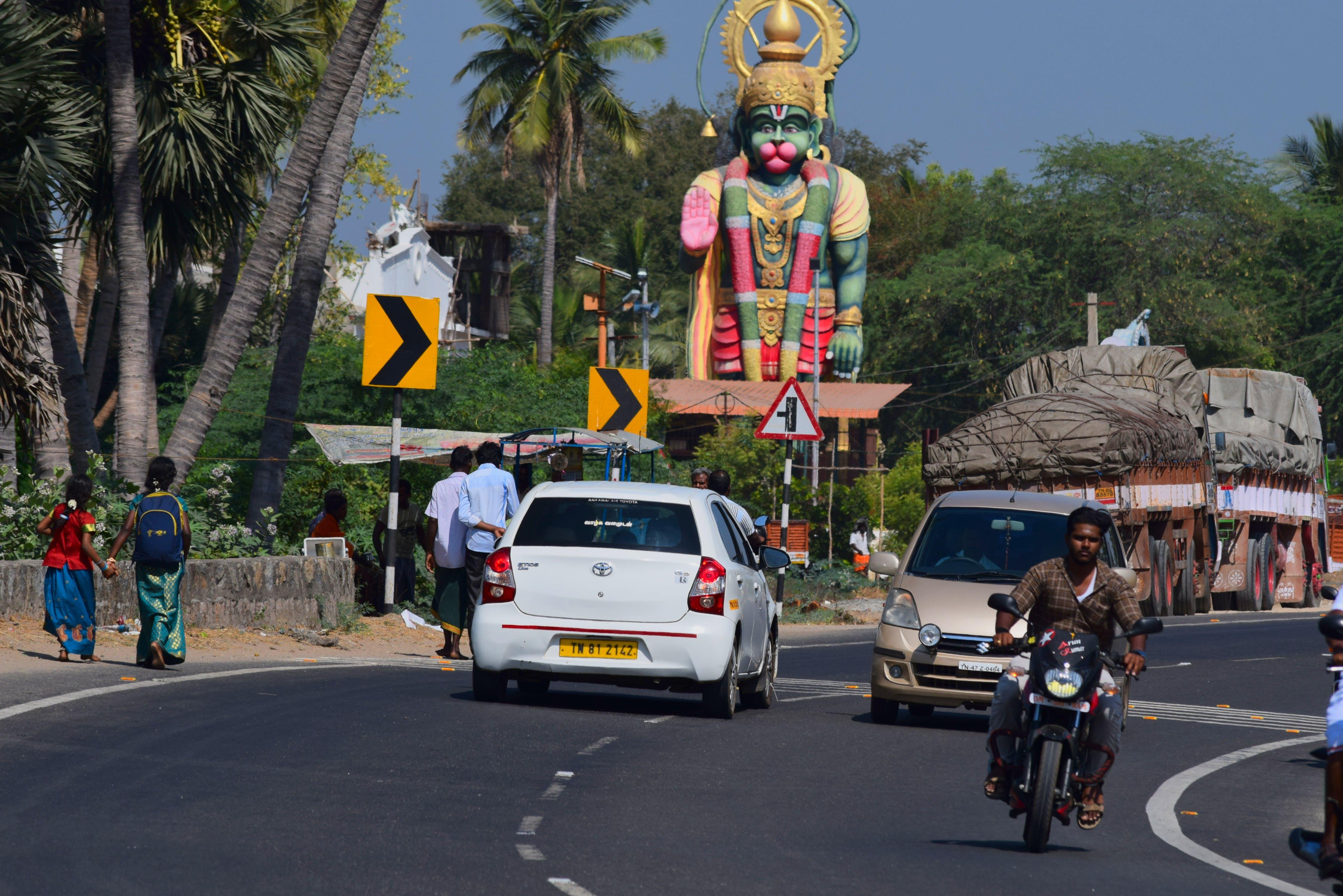 Gratis lagerfoto af hindu, Indien, veje