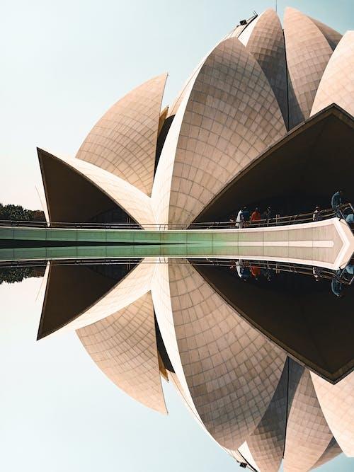 Low Angle Fotografie Von Gebäuden