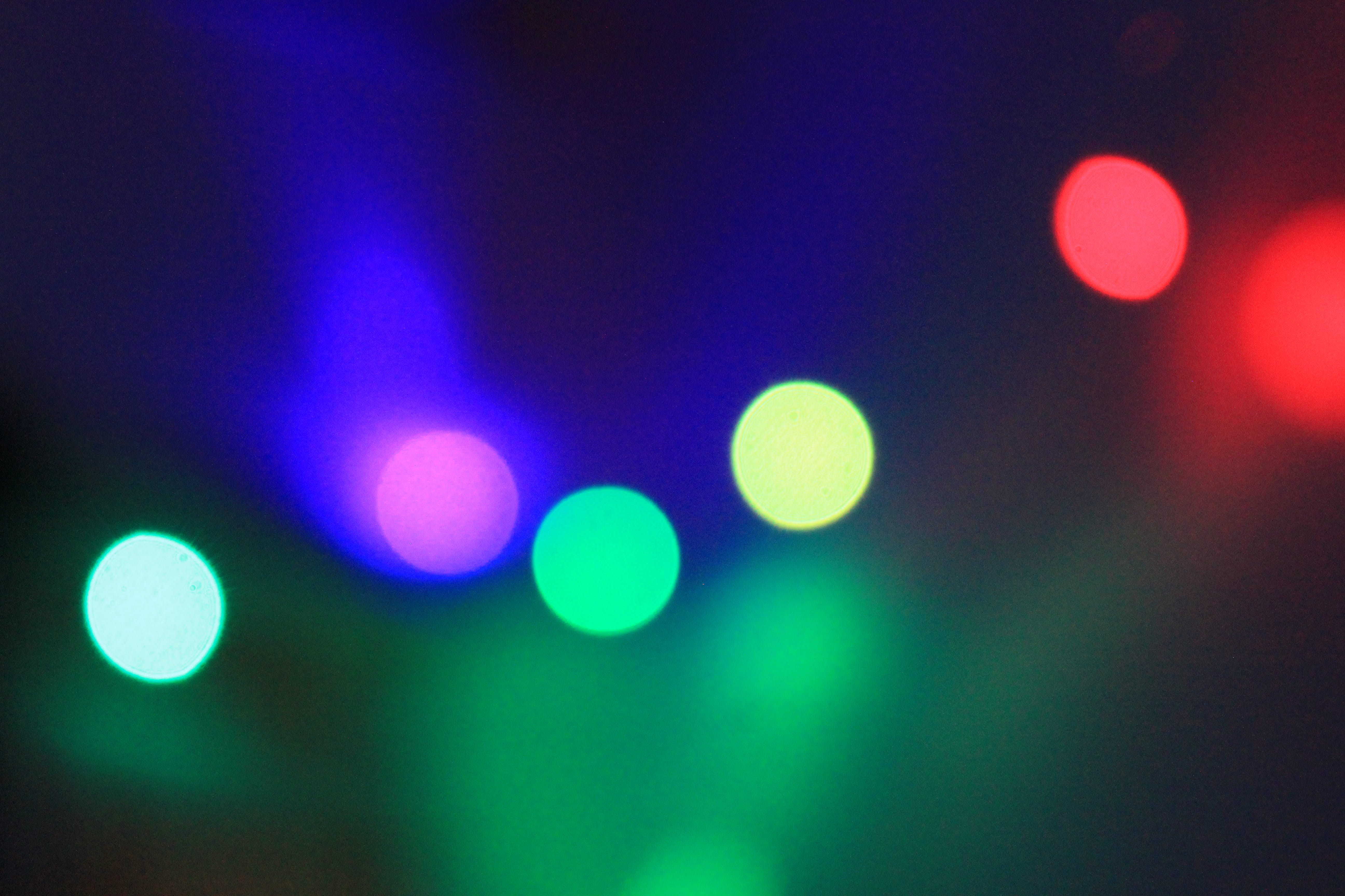 Free stock photo of blur, bokeh, led, lights