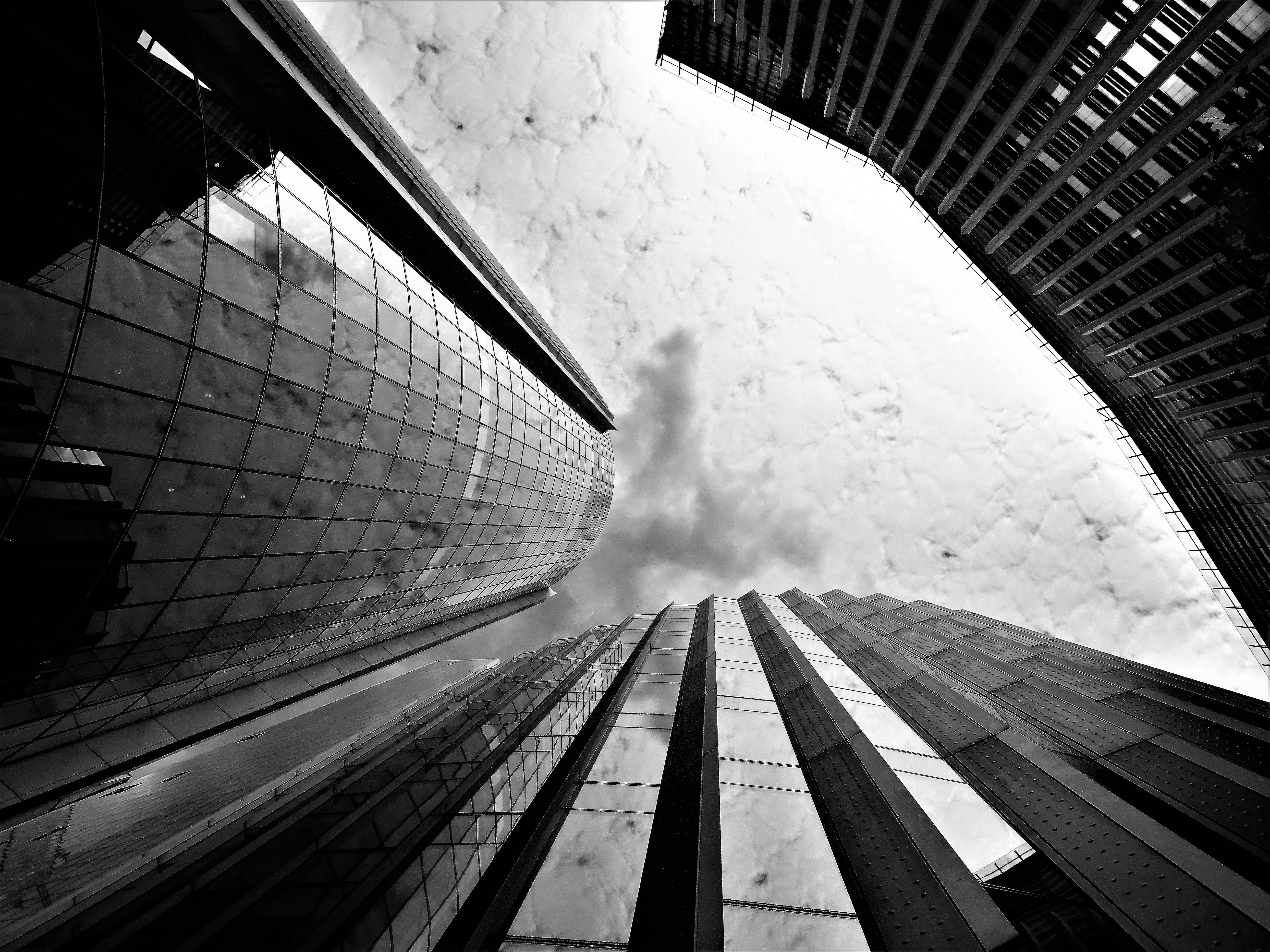 강철, 건물, 건물 외관, 건축의 무료 스톡 사진