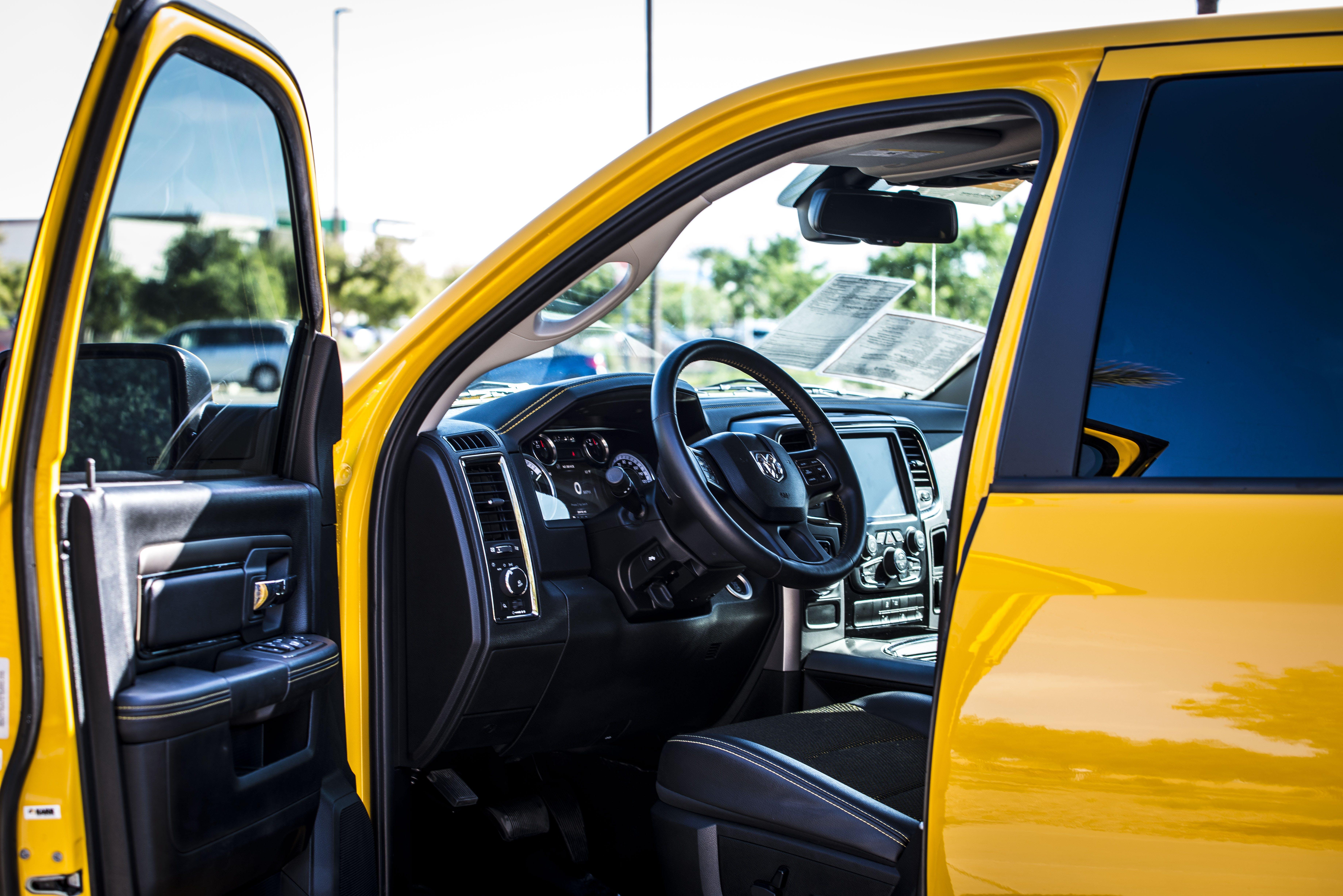 Foto profissional grátis de dentro, design, estilo, interior do carro