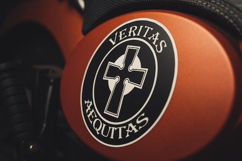 Бесплатное стоковое фото с veritas aequitas, графический, графический дизайн, дизайн