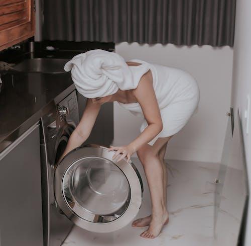Základová fotografie zdarma na téma čištění, domácí, dřez, dům
