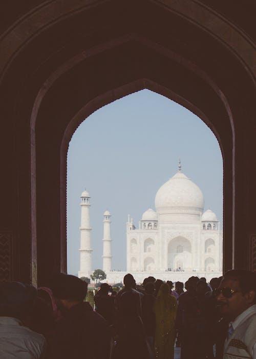 Immagine gratuita di antico, architettura, arco, attrazione turistica