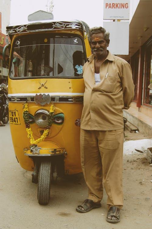 アダルト, インド人, おとこ, ホイールの無料の写真素材