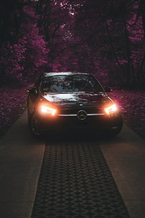 Gratis lagerfoto af berlin, bil, bilmodel, lilla