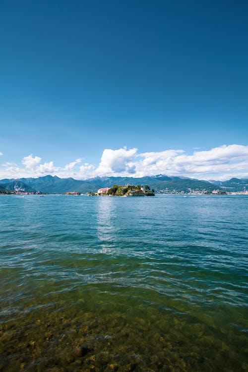 aurinko, Italia, järvi