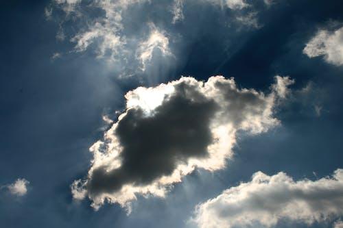 Foto profissional grátis de céu, nuvem, sol