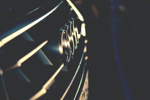 Ingyenes stockfotó audi, autó, éjszaka, fény témában