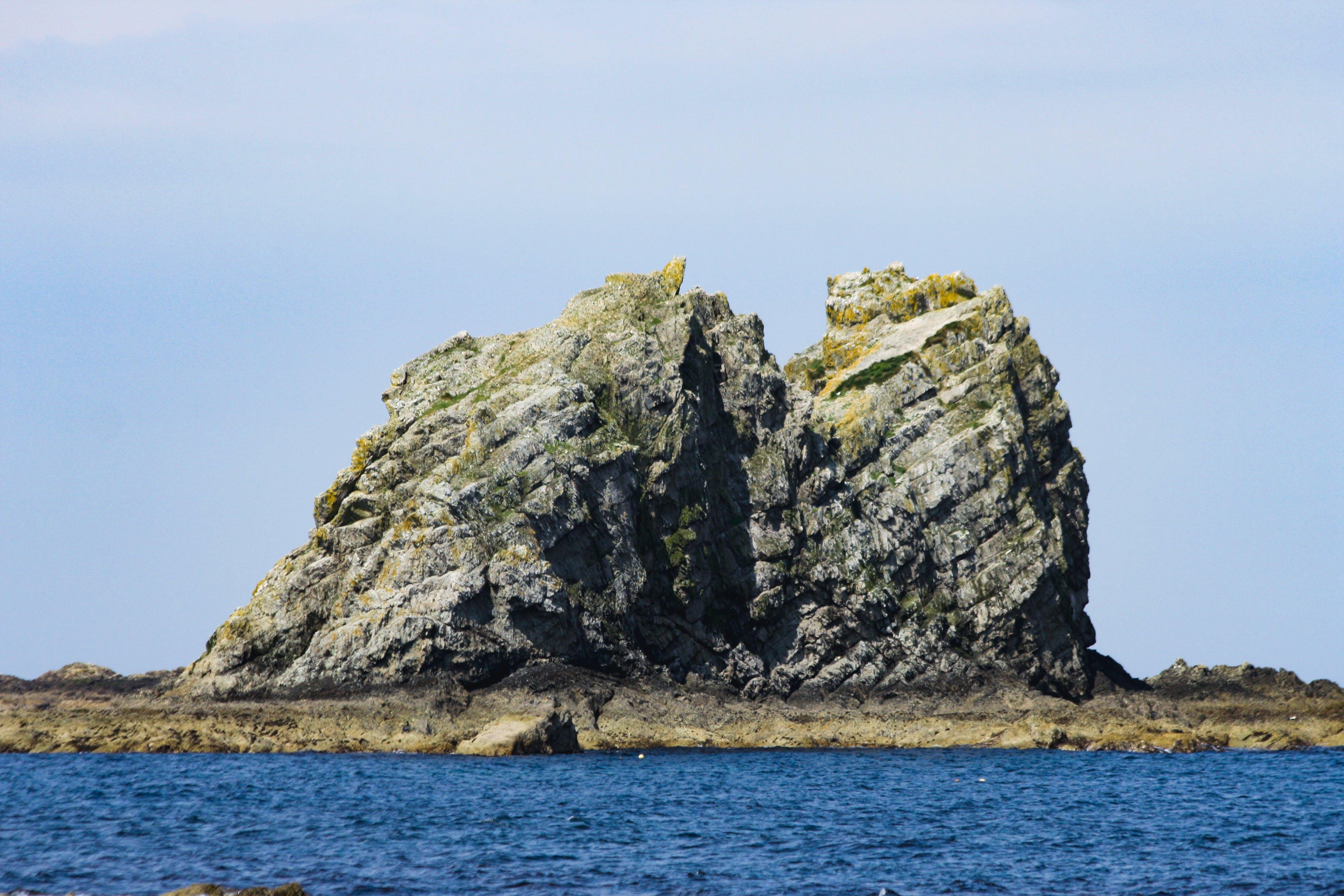 Free stock photo of beautiful landscape, cliff, island, landscape