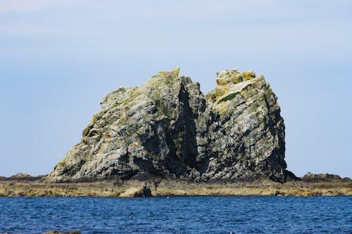 岩景, 島, 崖, 海岸の岩肌の無料の写真素材