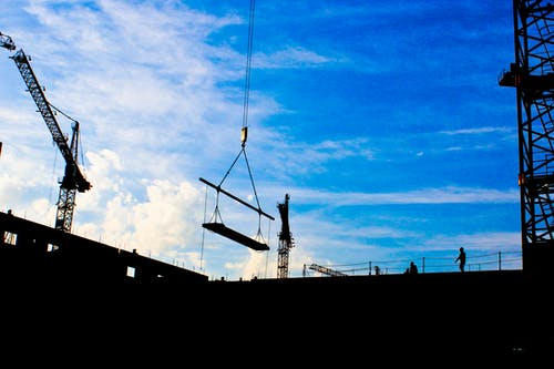 inşaat içeren Ücretsiz stok fotoğraf