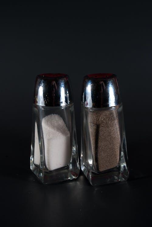 Gratis lagerfoto af salt n peber