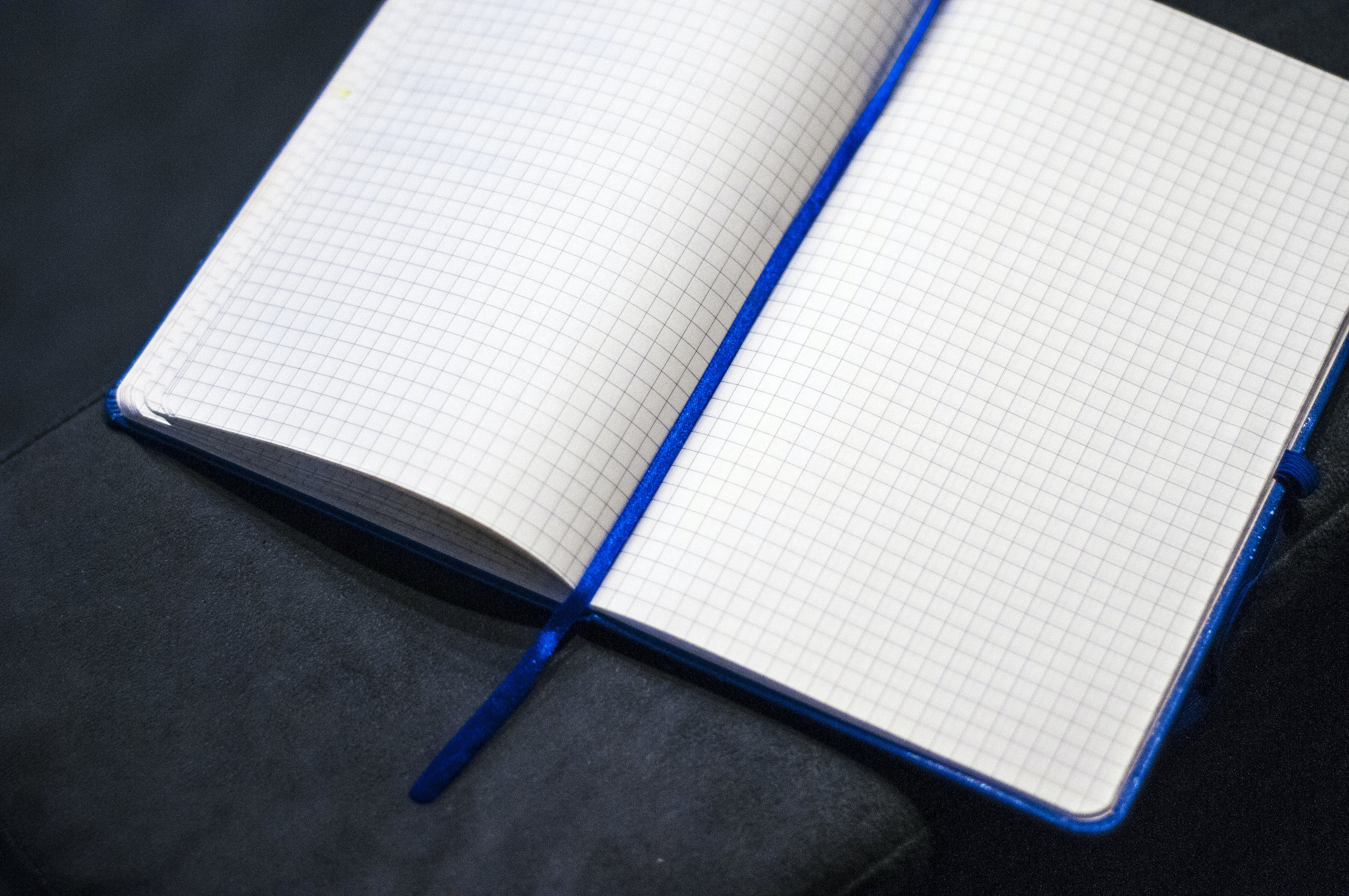White Graphing Book