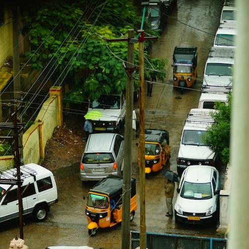 Základová fotografie zdarma na téma déšť, duhová tapeta, ra