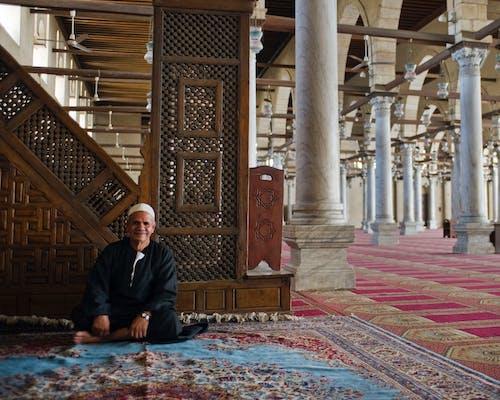Ảnh lưu trữ miễn phí về ai cập, cầu nguyện, cột, Đàn ông