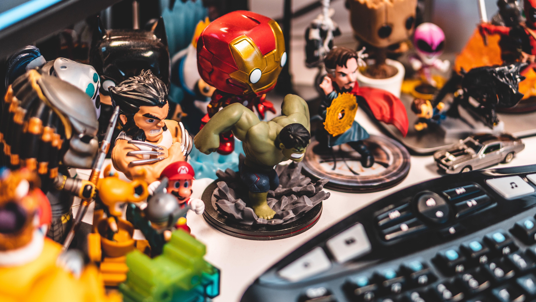 Foto d'estoc gratuïta de alienvspredator, dr estrany, home de ferro, hulk