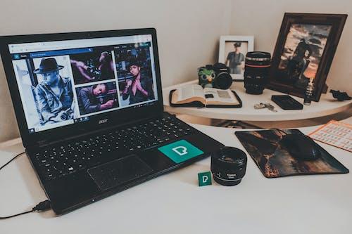 Foto stok gratis bingkai, bingkai gambar, biro, bisnis
