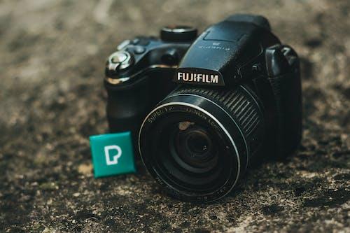 Бесплатное стоковое фото с fujifilm, земля, камера, объектив камеры