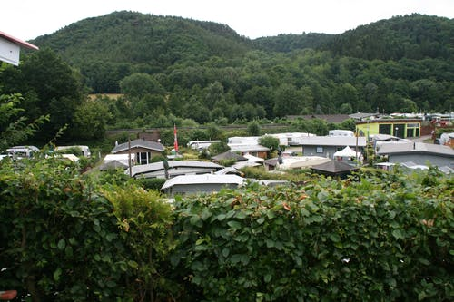 Foto profissional grátis de acampamento