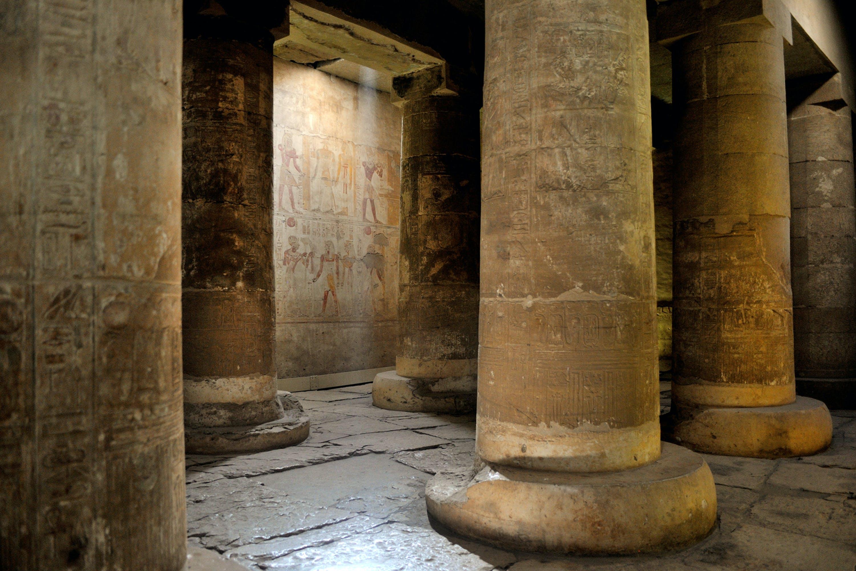 Foto stok gratis abydos, Arsitektur, dalam ruangan, hieroglif