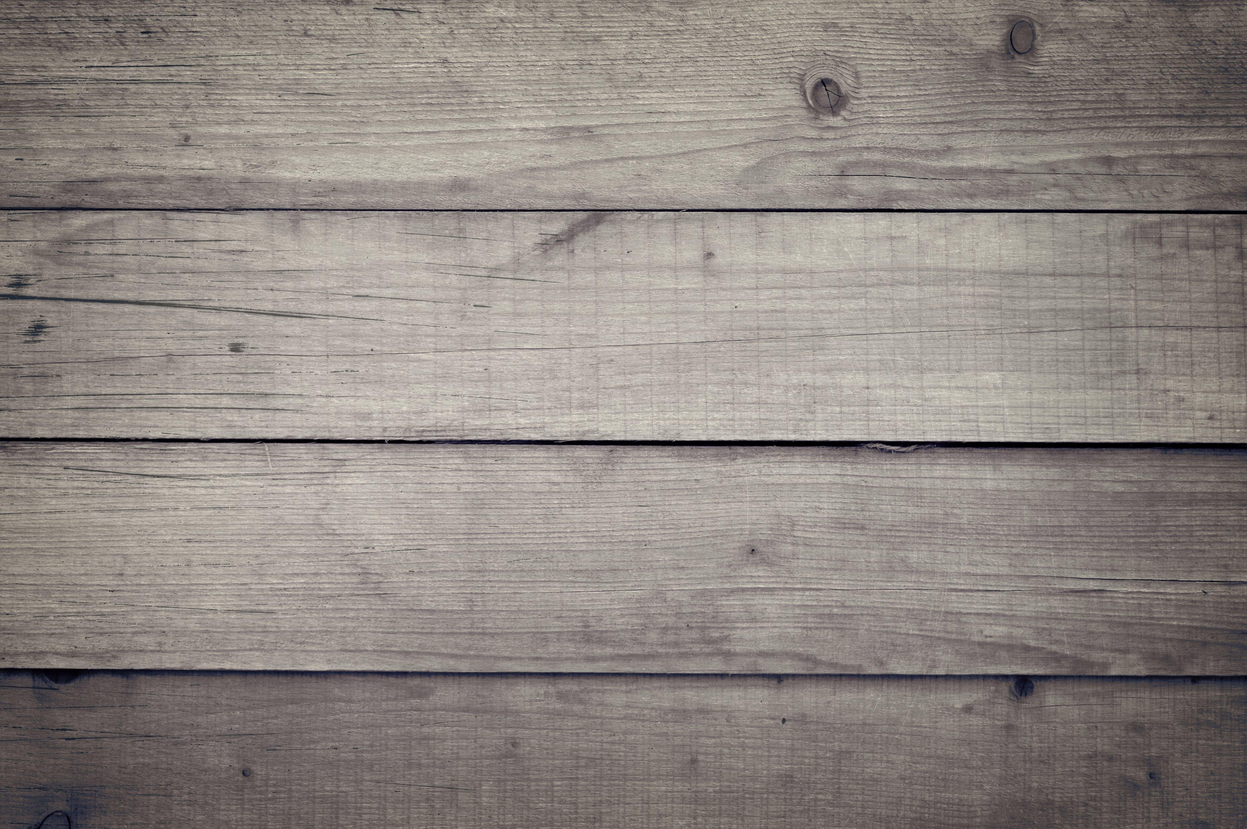 White Wooden Plank