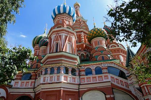 Imagine de stoc gratuită din biserică, locul roșu, ortodox