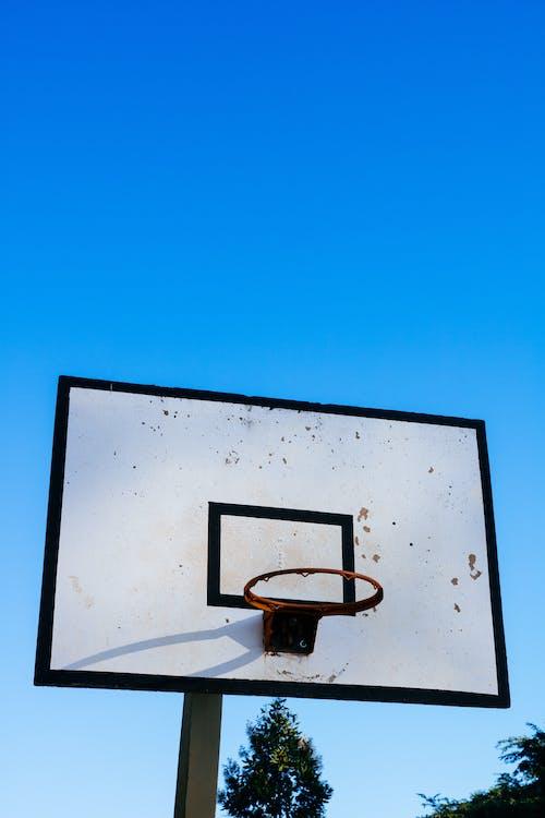 Darmowe zdjęcie z galerii z obręcz do koszykówki, pierścień, pierścień do koszykówki
