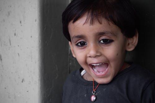 Free stock photo of asian kid, baby, beautiful eyes
