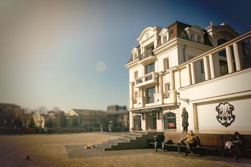 Darmowe zdjęcie z galerii z budynek od zewnątrz, ð · ð'ð ° ð½ð¸ðμ, ð¿ð »ð¾ñ ‰ ð ° ð'ñœ, kwadrat