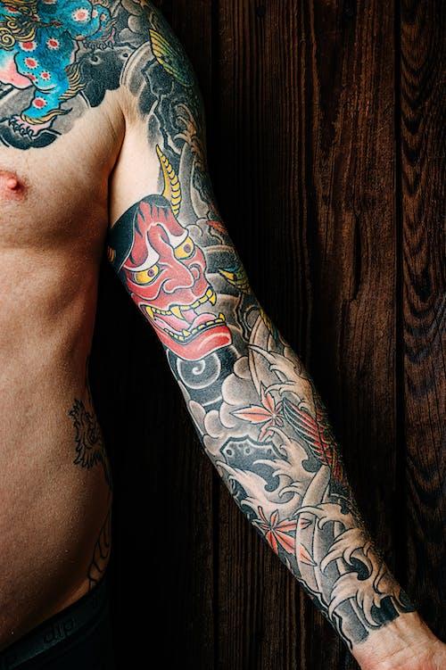 Gratis arkivbilde med hud, hudfarge, kropp, kunst