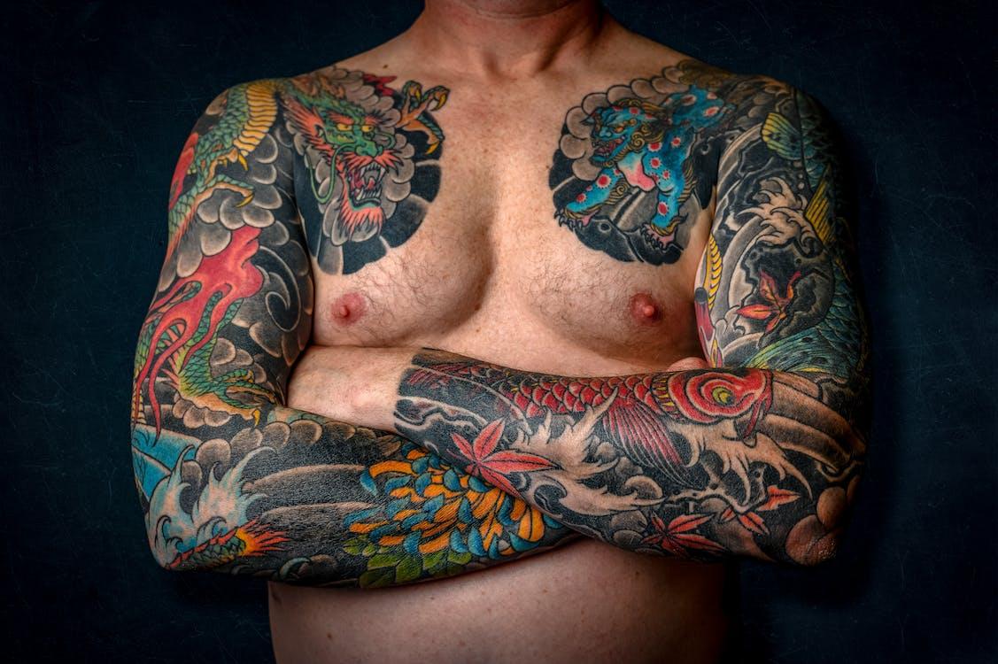 Dbanie o tatuaż