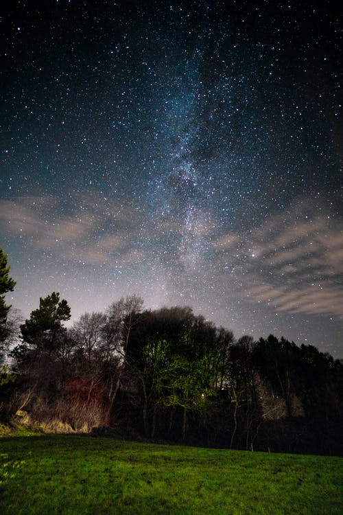 Foto stok gratis alam, artis, astronomi, Bima Sakti