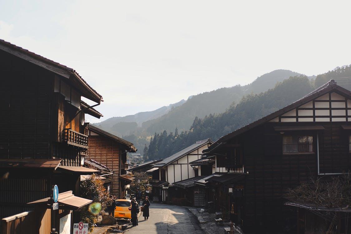 architektúra, Ázia, cestovať