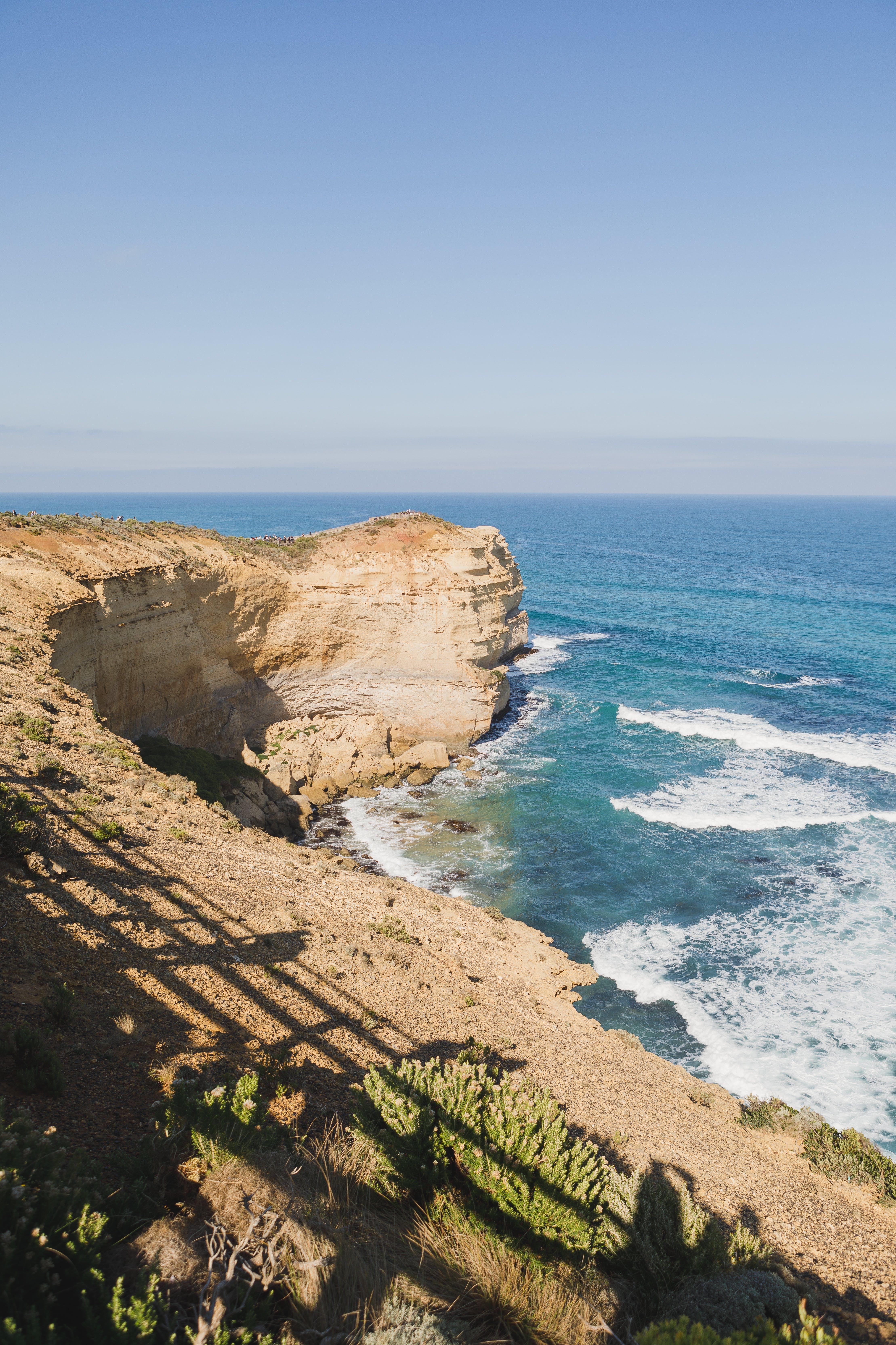 Kostnadsfri bild av dagsljus, hav, havsområde, klippa