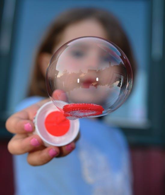 adorable, blur, bubble