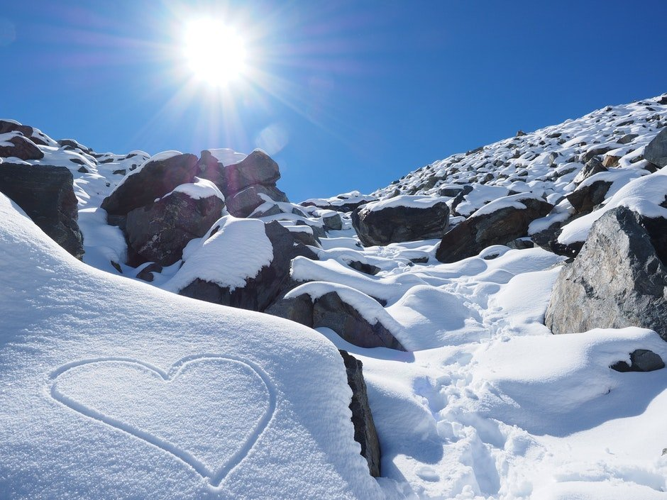 adventure, climb, cold