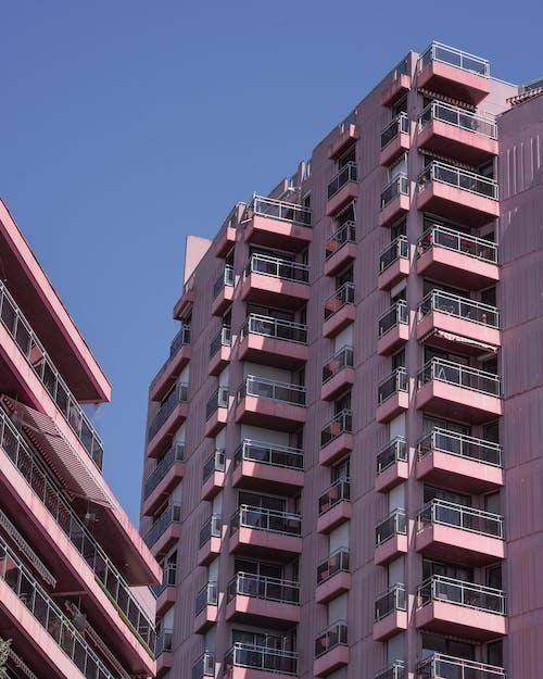 Ảnh lưu trữ miễn phí về cửa sổ, góc, Hồng, kiến trúc