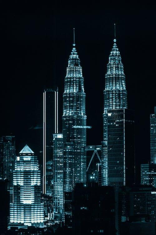 馬來西亞雙子塔