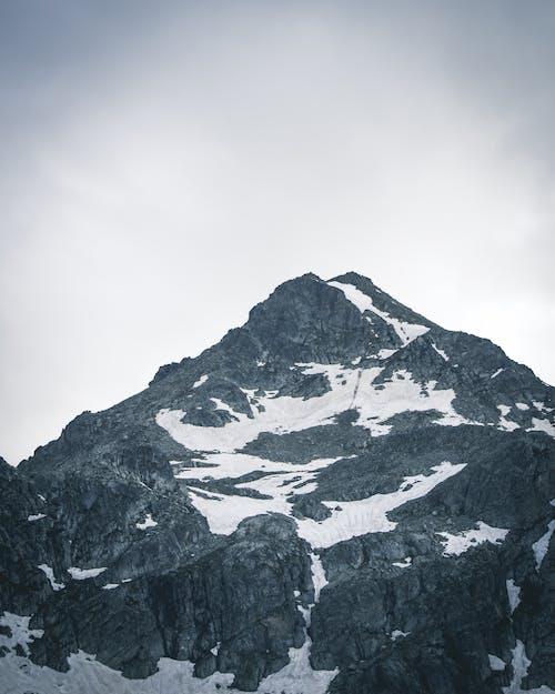 Immagine gratuita di alto, arrampicarsi, escursione, freddo
